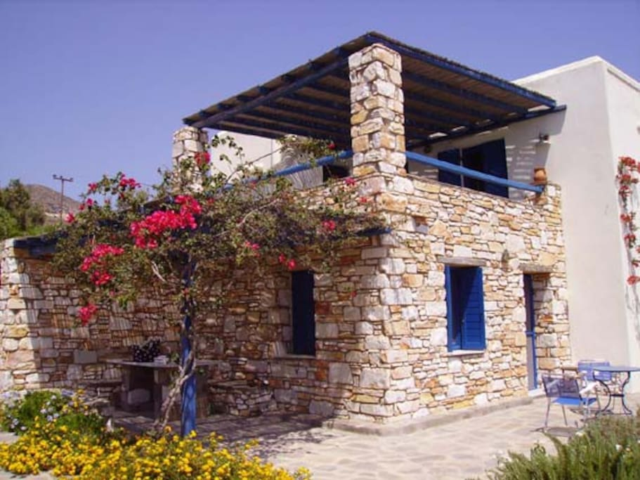 Tradition Aegean Architcture