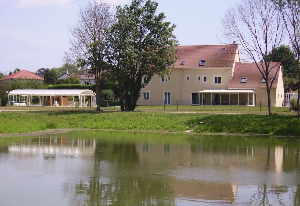 La grimodi re chambres d 39 h tes chambres d 39 h tes louer ranville normandie france for Chambre dhotes luxe normandie