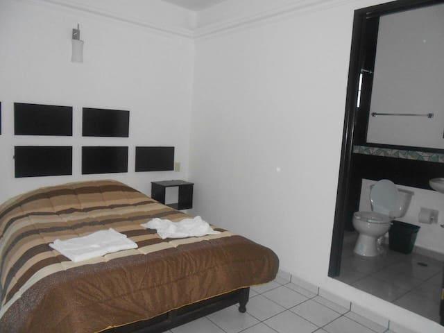 Hotel ESCALA Tulancingo sencilla