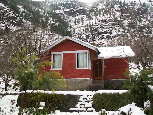 A beautiful cottage Near Manali - Katrain - Dům
