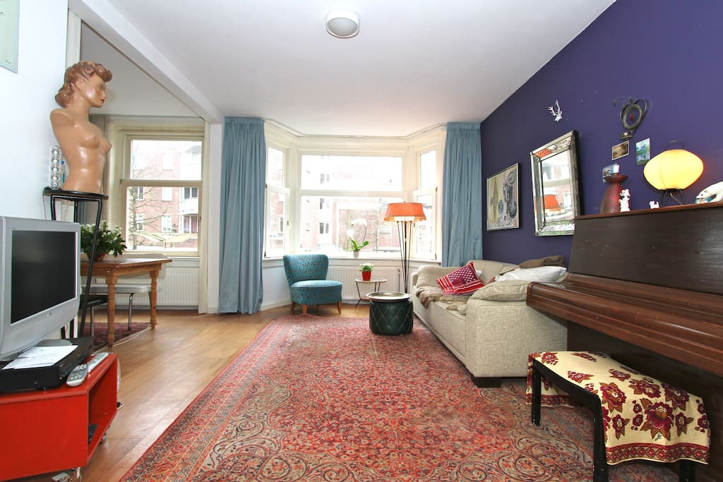 Sunny appartment in Westerpark