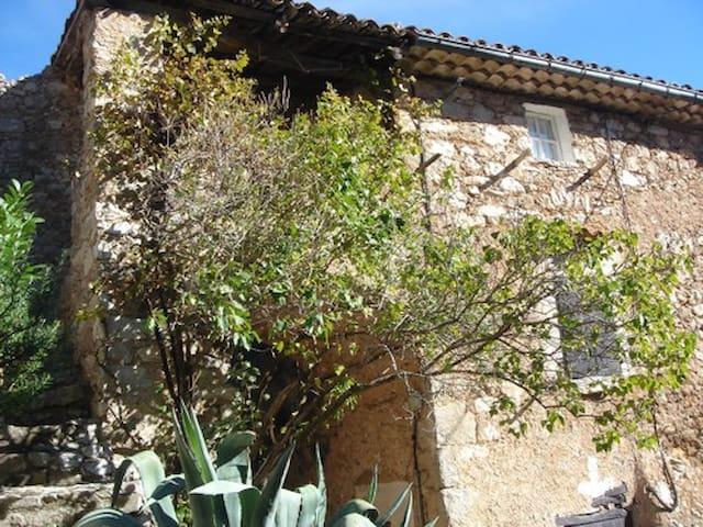maison  vallée de la Bueges - pégairolles de Bueges - House