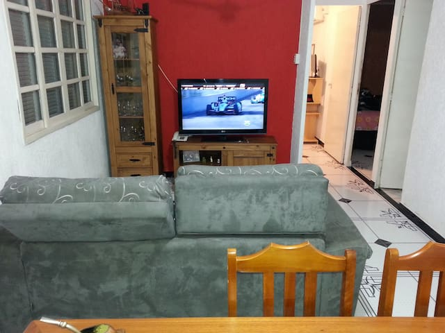 alugo casa p/ copa - Guaíba - House