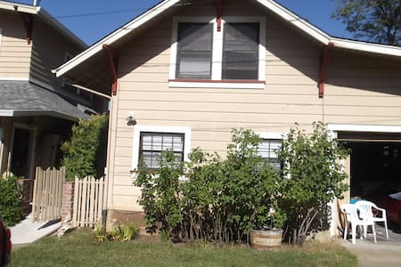 Two-Bedroom Home Near  Downtown - Willits - Haus