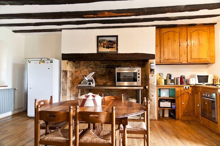 magnifique ferme en pierre du 16eme - Belvès - Maison