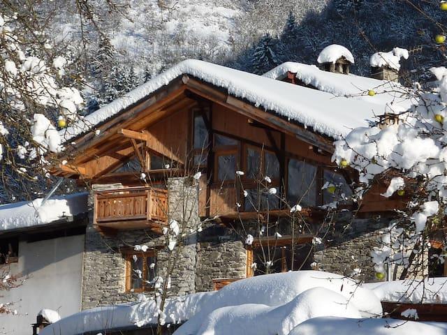 Nature Ski Lodge Sterwen ouest