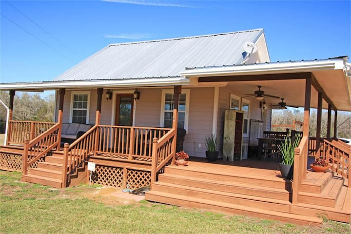 Round Top - Home on 10+Acres