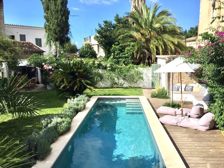 Can Ruega - Cozy Holidayhome with Pool & Garden