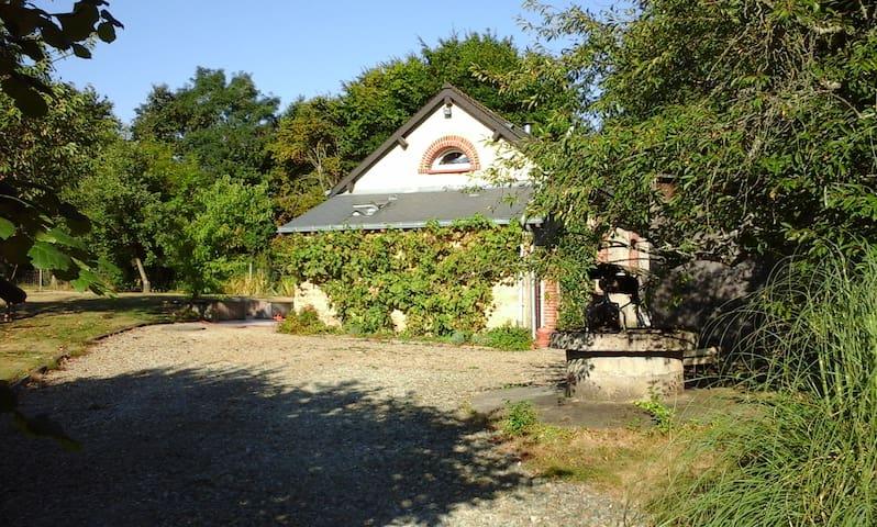 Gîte de La Maisonnette - Fromentières - House