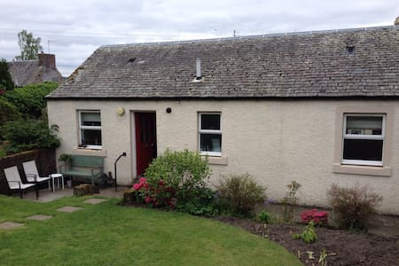 Modern detached cottage in Crieff - Crieff