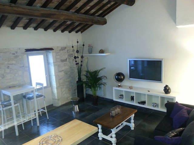 my house provencal comfort - Сен-Реми-де-Прованс - Дом