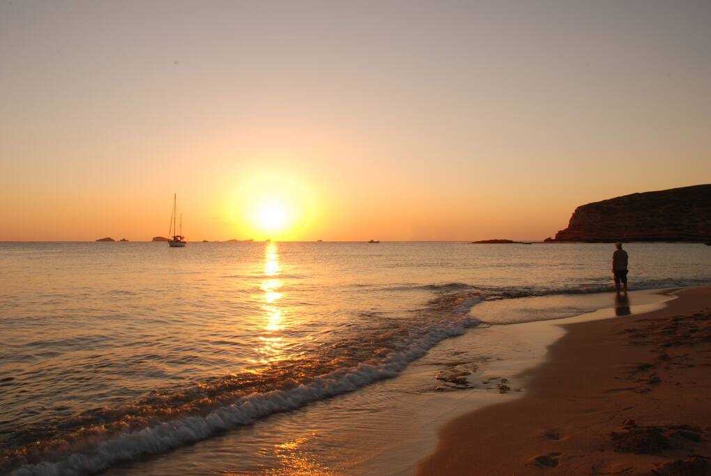 IBIZA, your home. The Paradise!