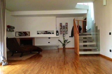 Modern floor in apartment, Rome  - Acilia-Castel Fusano-Ostia Antica - Apartmen
