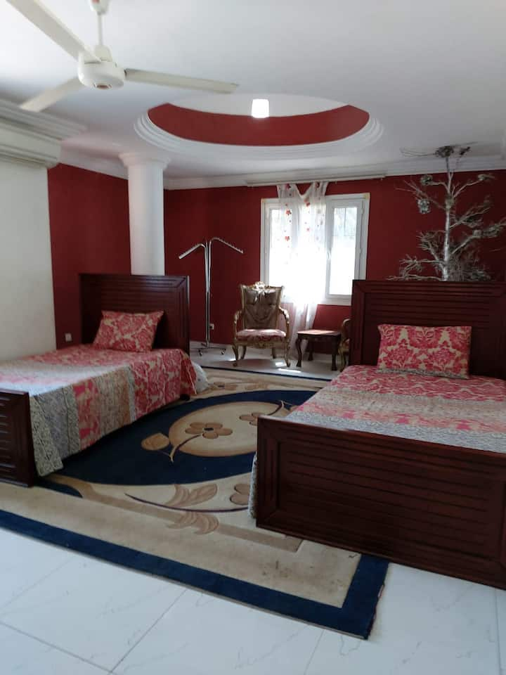 Luxury Rooms for Rent in Khartoum