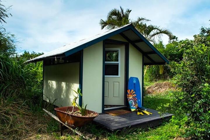 Polestar Eco-Cabin