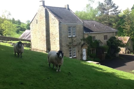 Unique rural Bed and Breakfast - Batcombe