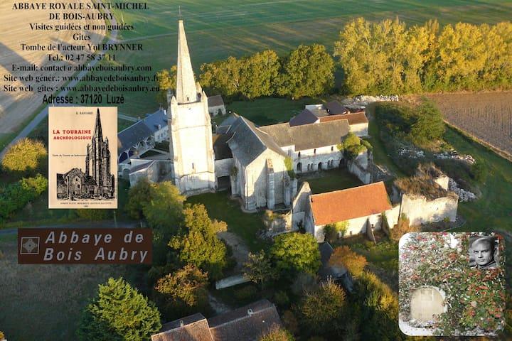 La Porterie /Abbaye de Bois-Aubry - Luze - House