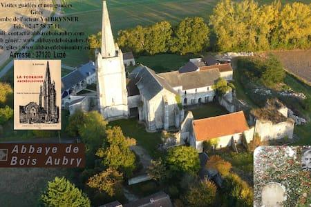 La Porterie /Abbaye de Bois-Aubry - Luze