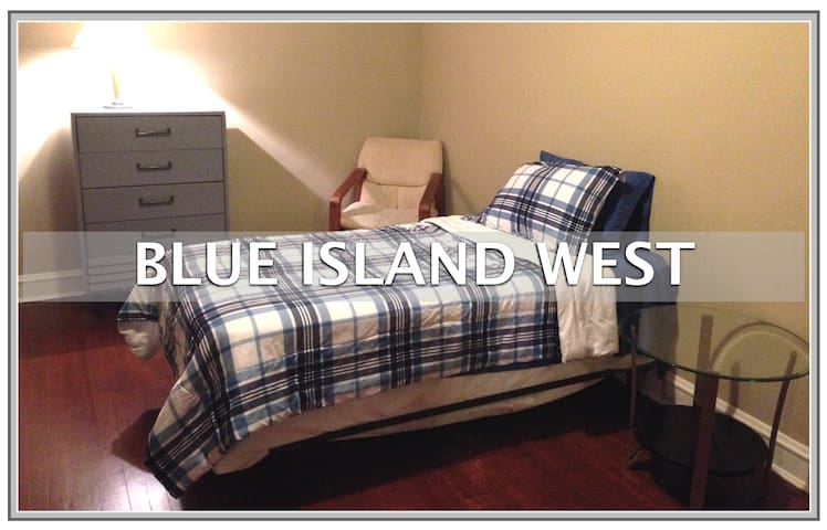 Med Students on Short Term Rotation Blue Is. West - Blue Island - Apartamento