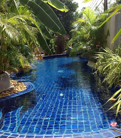 2 x Single boutique bungalows. OMG - Rawai - Bed & Breakfast