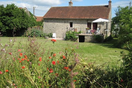 Lovely house with a large garden - Arnay-sous-Vitteaux - Casa