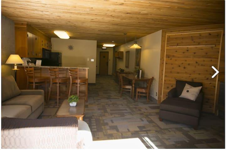 Iron Blosam Lodge, Unit 423, Studio B, Snowbird