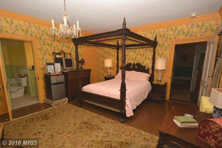China Room at The Cedars - Snow Hill - Penzion (B&B)