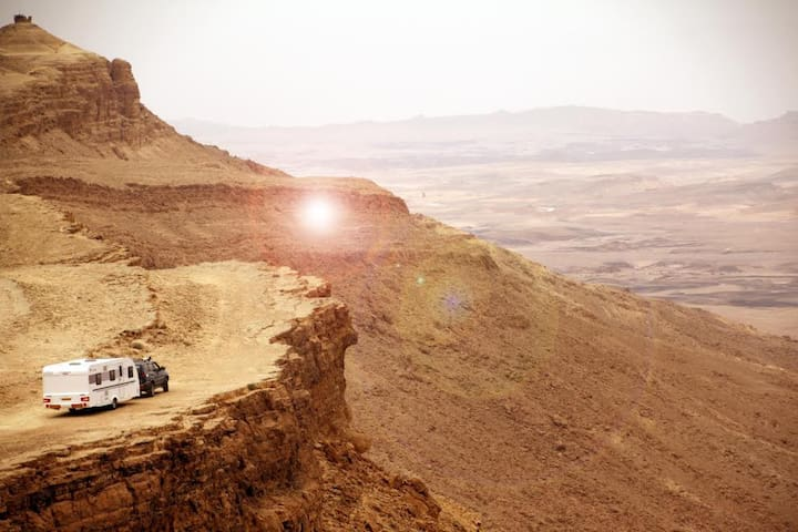 SHAKAVANS - Cozy Desert Adventures - Mitzpe Ramon - Karavan