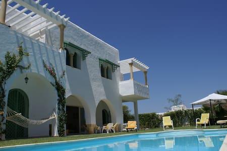 Maison de charme à Hammamet - Hammamet - Rumah