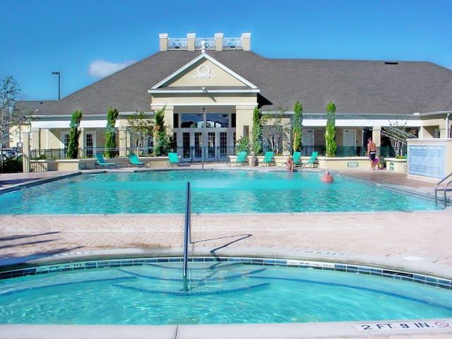 3BD Villa near Disney@VB from $89nt - Kissimmee - Villa