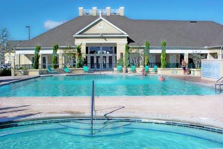 3BD Villa near Disney@VB from $89nt - คิสซิมมี