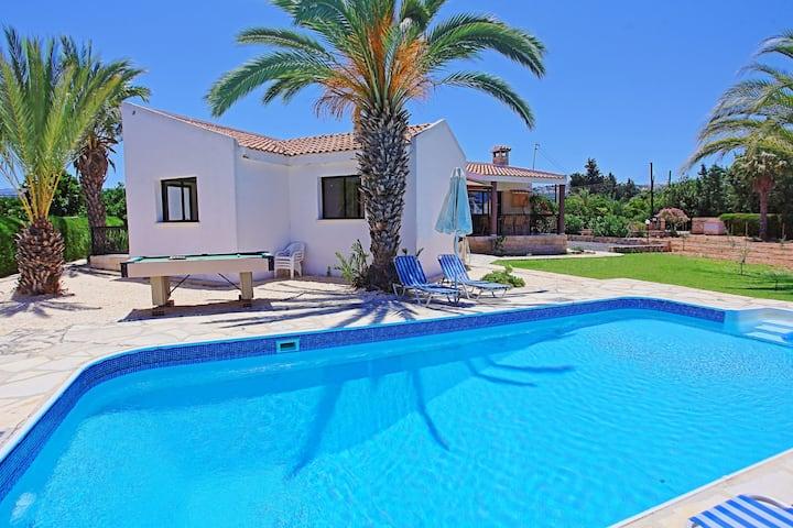 Villa Maria Latchi: Pool, Wifi, Free A/C