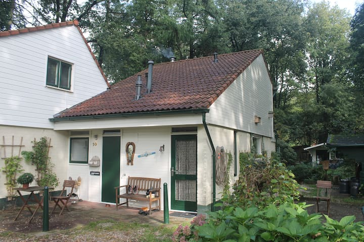 Cosy holiday home at the Veluwe - Wekerom ( op de Veluwe) - Chatka