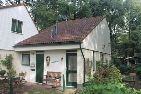 Cosy holiday home at the Veluwe - Bungaló