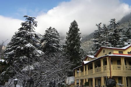 The Pavilion Heritage Inn - Family Suite - Nainital