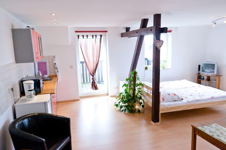 Forsthaus Knautkleeberg Apartment 7