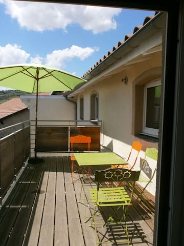bel appartement type 3 condrieu - Condrieu - Appartamento