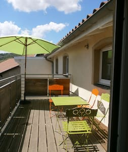 bel appartement type 3 condrieu - Condrieu