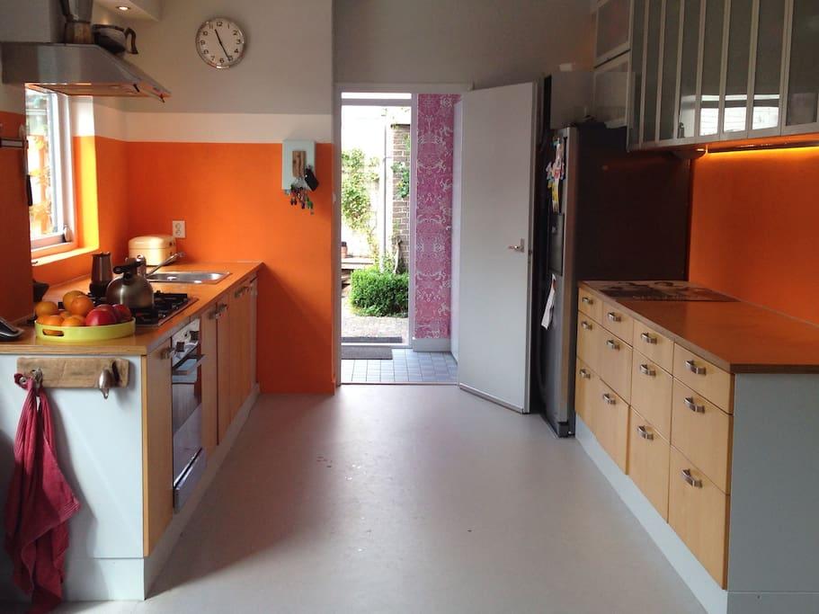 Lovely House in Center of Alkmaar