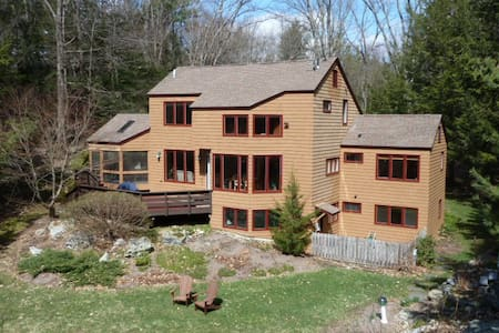 Private Retreat-5 mins from UMass - Leverett - Rumah