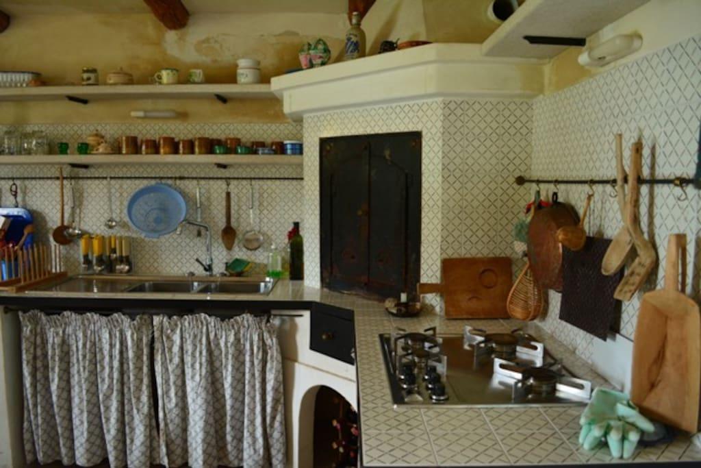 Lla cucinaf