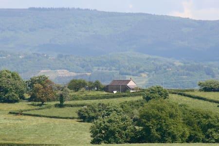 Traditional farm house South-Morvan - Poil - 独立屋
