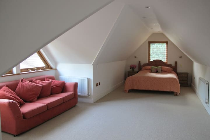 Beautiful light and spacious room  - Fordingbridge - Bed & Breakfast