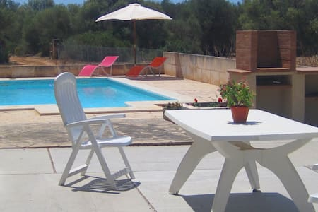 Els Ullastres,wifi,private pool.... - リュクマジョール