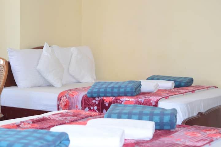 Comfort inn & Hostel