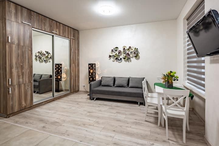 4-кімнатна LUX-квартира у центрі Львова