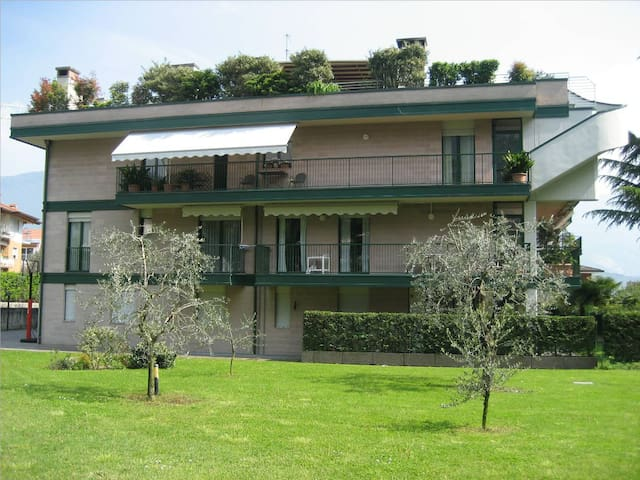 Welcome to Riva del Garda!!