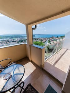 SB28 Room with fantastic sea view - Lucija
