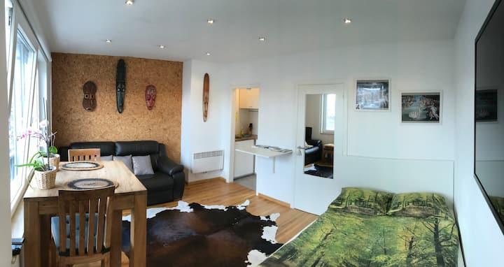 Mini Appartement en plein centre de Liège