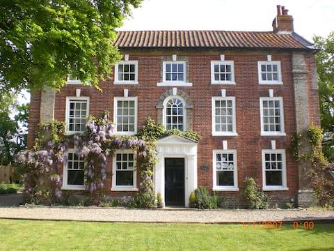 Grade 2 Listed Georgian House